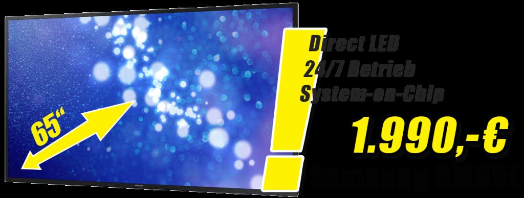 Samsung DM65E kaufen Logando Februar-Special