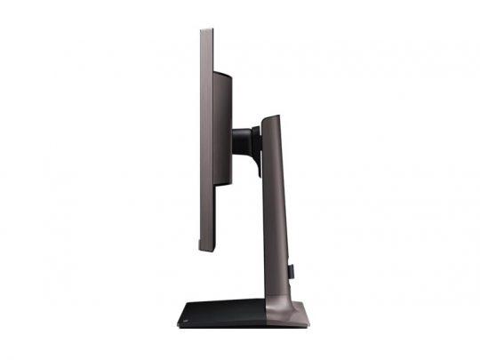 samsung u28e850r side Business UHD Monitor mieten