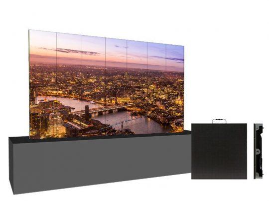 LED Wand 3,36m x 1,92m 6,5qm - LEDitgo 2,5