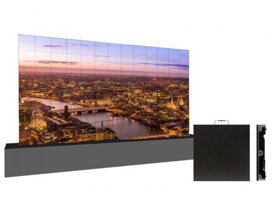 LED Wand 6,24m x 3,36m 21qm - LEDitgo 2,5