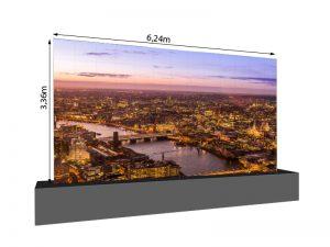 LED Wand 6.24m x 3.36m - 2.5mm LEDitgo sB2HB mieten