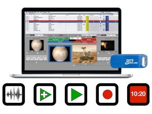 PlaybackPro Collection USB Enabler Key v6 - DT Videolabs mieten