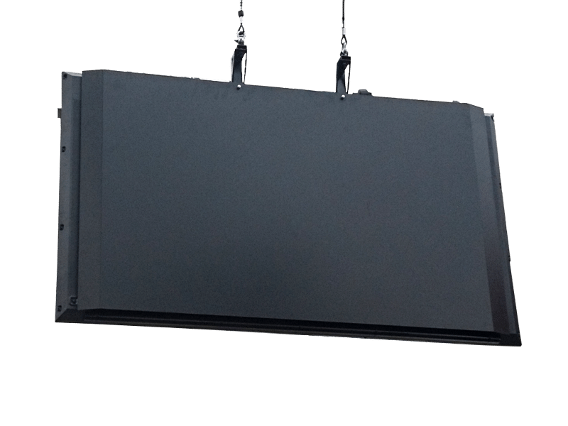 Rearcover Displayverkleidung für 75 Zoll mieten_frei