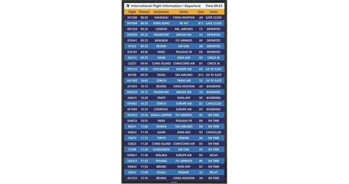 55 Zoll LCD - Sharp PN-U553 (Neuware) kaufen pn-u553-airport4-380