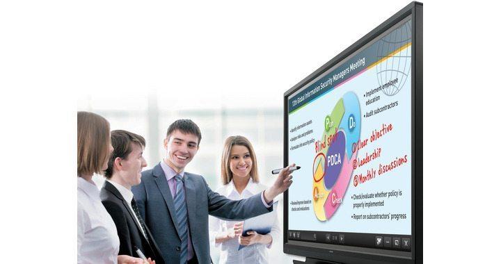 70 Zoll LCD Touch-Display - Sharp PN-70TA3 (Neuware) kaufenscene