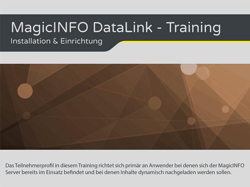 04_MagicINFO Datalink