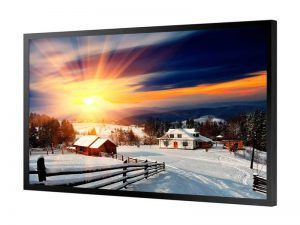 55 Zoll Outdoor LCD Display - Samsung OH55F mieten