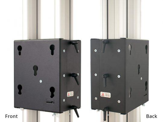 Designständer-doppelseitig-für-bis-zu-2-Displays-bis-75---Audipack-700-mieten-both
