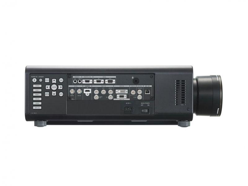 Anschl. des Panasonic PT-DW11K