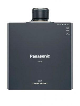 Panasonic PT-DW11K Top