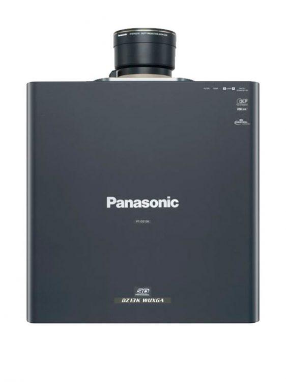 Panasonic PT-DW11K Top