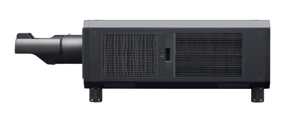 Panasonic-PT-RZ31K-mieten-30.000-Lumen---leftside
