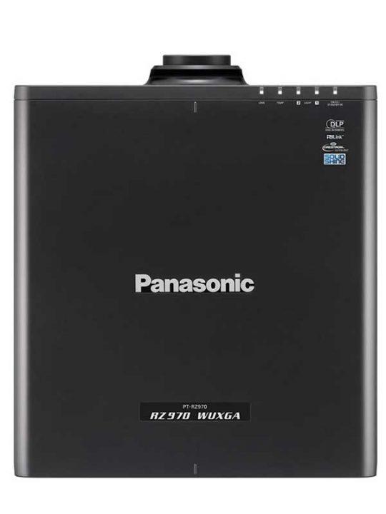 Panasonic PT-RZ770BE kaufen Topshot