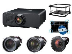 Set: Panasonic RZ770BE, Wechselobjektive, Software plus Flugrahmen (Neuware) kaufen