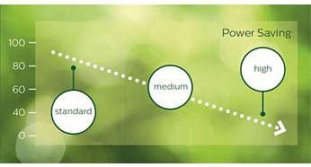 Mit den Phillips 55BDL9025L/00 Modulen lässt sich der Energieverbrauch unkompliziert steuern.