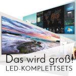 Neu im Verkauf: LED-Komplettsets!