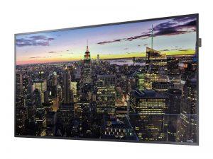 75 Zoll UHD 4K Display - Samsung QB75H mieten