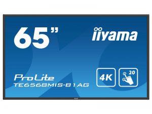 65 Zoll 4K UHD Multi-Touch - iiyama ProLite TE6568MIS-B1AG mieten