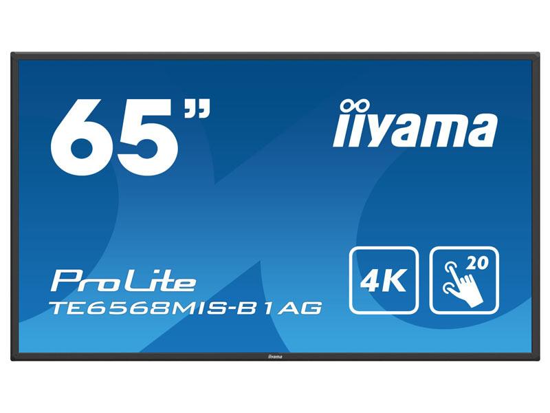iiyama-ProLite-65-Zoll-4K-UHD-Multi-Touch---TE6568MIS-B1AG-mieten-TE6568MIS-B1AGa