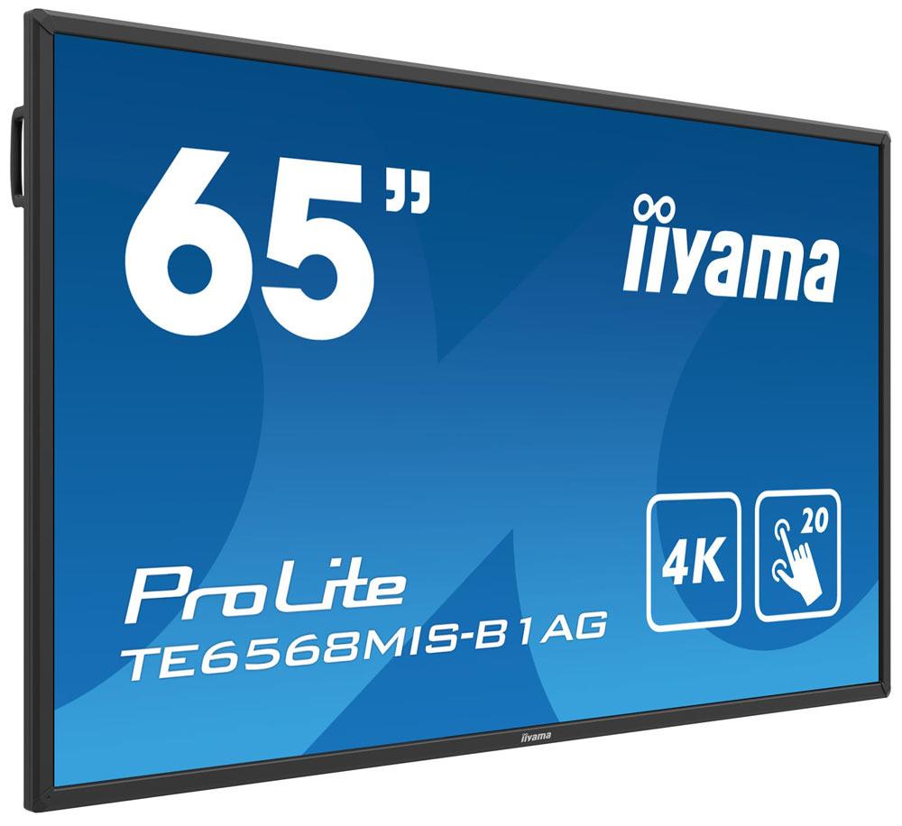 iiyama-ProLite-65-Zoll-4K-UHD-Multi-Touch---TE6568MIS-B1AG-mieten-TE6568MIS-B1AGb