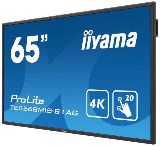 iiyama-ProLite-65-Zoll-4K-UHD-Multi-Touch---TE6568MIS-B1AG-mieten-TE6568MIS-B1AGd