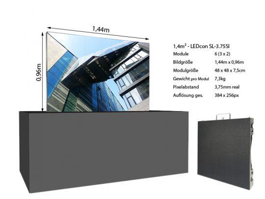 LED-Wand-1,44m-x-0,96m---3,75mm-LEDCON-SL-3,75SI-+-Infos
