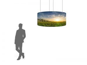 LED-Kreis - 0.5m x 1.28m - 5.90mm LEDitgo sB5 Flex mieten