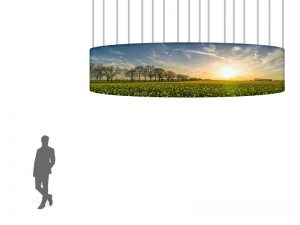 LED-Kreis - 1,50m x 5,95m - 5.90mm LEDitgo sB5 Flex mieten