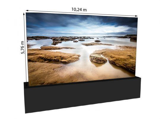 LED Wand 10,24m x 5,76m – V:LED VSF6 mieten