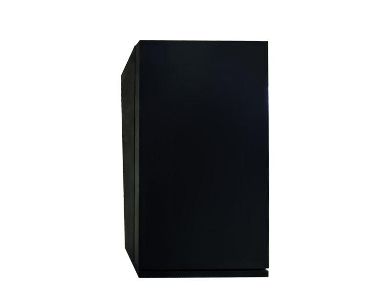 design rednerpult v2 48 mit 2 ablagefl chen in schwarz g nstig mieten. Black Bedroom Furniture Sets. Home Design Ideas