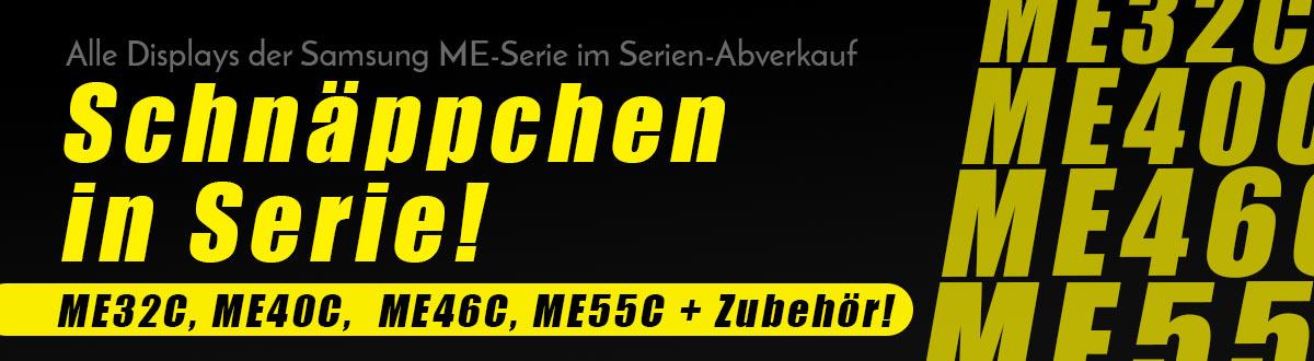 Serienabverkauf-Dezember-me32c-me40c-me46c-me55c-logando-Schnaeppchen-in-Serie
