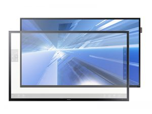 55 Zoll Multi-Touch-Display - Samsung DM55E mieten