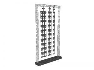 LED-Wand-Touring-Frame-für-Unilumin-upad III H5-mieten-rigging