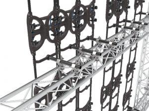 LED-Wand-Touring-Frame-für-Unilumin-upad III H5-mieten-windbracing