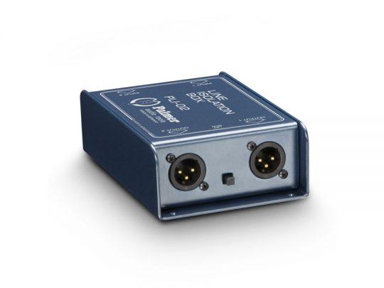 2 Kanal Line-Isolator Palmer PLI-02