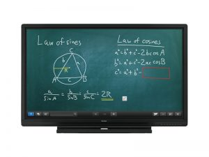 60 Zoll Multi-Touch Display - Sharp PN-60SC5 (Neuware) kaufen