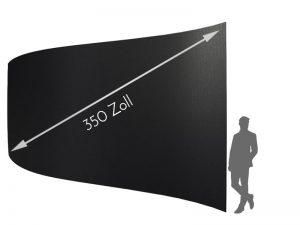 350 Zoll Full HD LED-Wand - 4.0mm Pixelabstand Samsung kaufen
