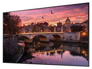 55 Zoll 4K UHD QFHD Display - Samsung QB55R mieten