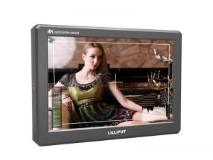 8.9 Zoll LCD Display - Videomonitor Lilliput A8S mieten