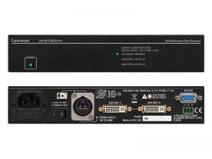Glasfaser Extender - Lightware DVI-OPT-RX220-Pro (Neuware) kaufen