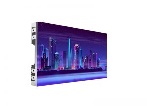 0,61m x 0,34m LED-Wand Modul 1,28mm - Unilumin Upanel II 1.2 (Neuware) kaufen