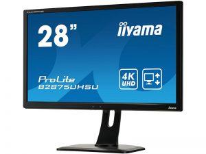 28 Zoll Widescreen Monitor - iiyama B2875UHSU-B1 (Neuware) kaufen