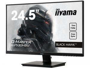 24.5 Zoll Widescreen Gaming Monitor - iiyama G2530HSU-B1 (Neuware) kaufen