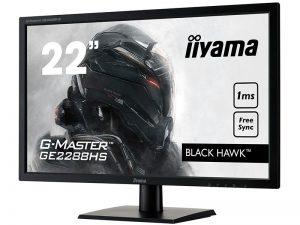 21.5 Zoll Widescreen Gaming Monitor - iiyama GE2288HS-B1 (Neuware) kaufen