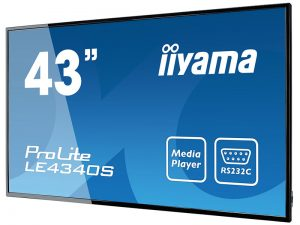 43 Zoll Display - iiyama LE4340S-B1 (Neuware) kaufen