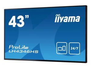43 Zoll Display - iiyama LH4346HS-B1 (Neuware) kaufen