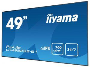 49 Zoll Display - iiyama LH4982SB-B1 (Neuware) kaufen