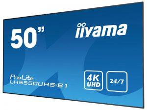 50 Zoll Display - iiyama LH5050UHS-B1 (Neuware) kaufen