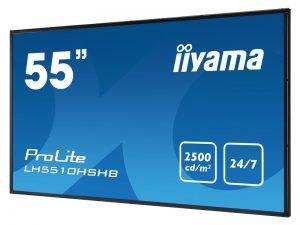 55 Zoll Display - iiyama LH5510HSHB-B1 (Neuware) kaufen