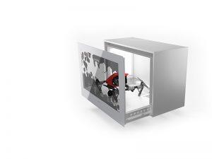 43 Zoll FHD Hypebox Touch - Screensource HBT43L-WM (Neuware) kaufen